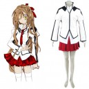 Supply Top Japanese School Uniform Cross Halloween Cosplay Costume