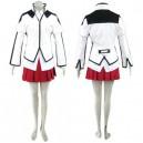 Top Japanese School Uniform Cross Halloween Cosplay Costume