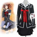 Supply Vampire Knight Day Class girl Kurosu Yuuki Halloween Cosplay Costume