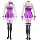 Vampire Knight Yuuki Cross Evening Dress Halloween Cosplay