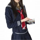 Supply Cheap Top Unusual Cheap Long Sleeves School Uniform Halloween Cosplay Costume