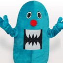 Supply Blue Shark Adult Mascot Costume