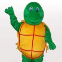 Supply Green Tortoise Adult Mascot Costume