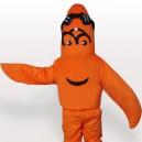Kinky Sea Monster Adult Mascot Costume