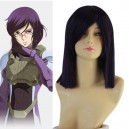 Supply Mobile Suit Gundam 00 Tieria Halloween Cosplay Wig