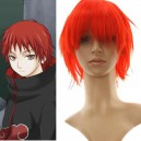 Supply Naruto Sasori Halloween Cosplay Wig