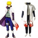 Supply Naruto Yondaime 4th Hokage Halloween Cosplay Costume
