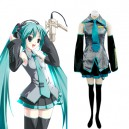 Supply Vocaloid Hatsune Miku Halloween Cosplay Costume