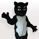 Supply Black Skunk Adult Mascot Costume