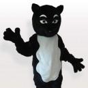 Supply Black Skunk Adult Mascot Costume