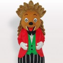 Supply Little Hedgedog Short Plush Adult Mascot Costume