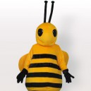 Supply Little Yellow Bee Adult Mascot Costume