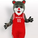 Supply Rocket Bear Adult Mascot Costume