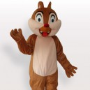 Supply Squirrel Girl Short Plush Adult Mascot Costume