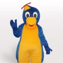 Supply Blue Penguin Adult Mascot Costume
