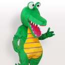 Supply Cartoon Crocodile Adult Mascot Costume