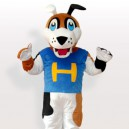 Supply H Dog Adult Mascot Costume