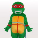 Supply Red Teenage Mutant Hero Turtles Adult Mascot Costume