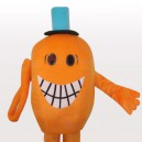 Supply Tickleer Short Plush Adult Mascot Costume