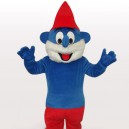 Supply Blue Spirit Short Plush Adult Mascot Costume