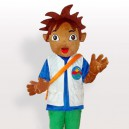 Supply Diego Adult Mascot Costume