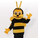 Supply Honey Bee Adult Mascot Costume