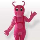 Supply Pink Unique Adult Mascot Costume