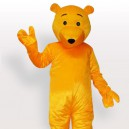 Supply The Cartoon Bear Adult Mascot Costume