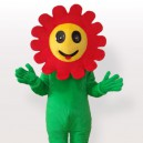 Supply The Giggling Sun Flower Adult Mascot Costume