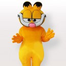 Supply Unusual Unusual Garfield Adult Mascot Costume