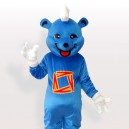 Supply Blue Bear Adult Mascot Costume
