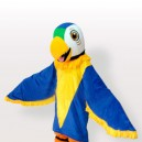 Funny Parrot Adult Mascot Costume