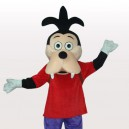 Supply Goofy Dog's Son Short Plush Adult Mascot Costume