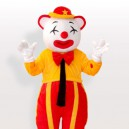 Supply The American Clown Adult Mascot Costume