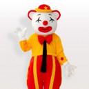 The American Clown Adult Mascot Costume
