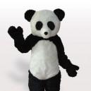 Adorable Giant Panda Adult Mascot Costume