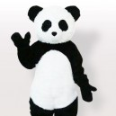Supply Cool Plush Panda Adult Mascot Costume