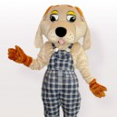 Supply Top Fortune Dog Adult Mascot Costume