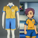 Supply Inazuma Eleven Jersey 2nd Halloween Cosplay Costume