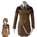 Supply Magical Girl Lyrical Nanoha Strikers Lost Property Riot Force 6 Uniform Halloween Cosplay Costume