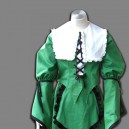 Supply Rozen Maiden Suiseiseki Halloween Cosplay Costume
