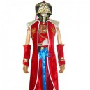 Dynasty Warriors 4 Lu Xun Halloween Cosplay Costume