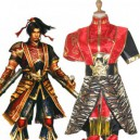 Supply Dynasty Warriors 4 Sun Ce Halloween Cosplay Costume
