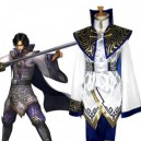 Supply Dynasty Warriors 5 Cao Pi Halloween Cosplay Costume