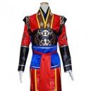 Dynasty Warriors Ryou-tou Halloween Cosplay Costume