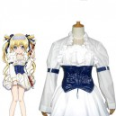Supply Saint October Natsuki Shirafuji Halloween Cosplay Costume
