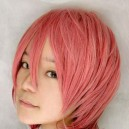 Supply StarrySky Shinig Pink Short Wig