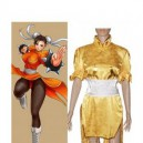 Supply Street Fighter Chun Li Fighting Game Halloween Cosplay Costume