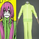 Vocaloid Luka Four-piece Anime Halloween Cosplay Costumes