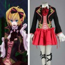 Vocaloid Rin Six-piece Anime Halloween Cosplay Costumes